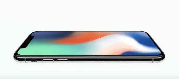 Apple's iPhone X, Image Credit: Apple / YouTube screenshot