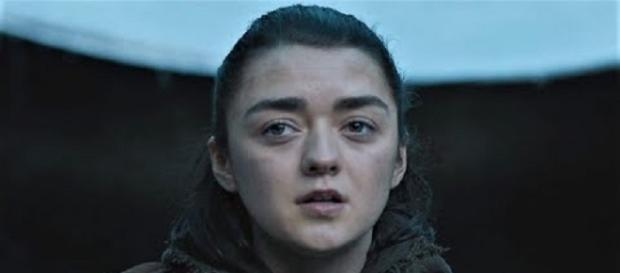 Arya Stark in 'Game of Thrones' - Image via YouTube/Ravenbreath