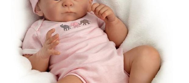 Bambola reborn (Fonte: Pinterest)