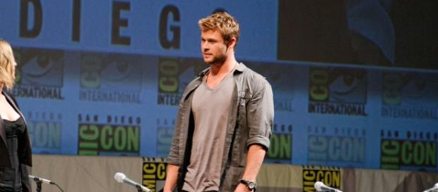 "Chris Hemsworth plays ""Thor"" in the Marvel Cinematic Universe. Photo: Ronald Woan/Creative Commons"