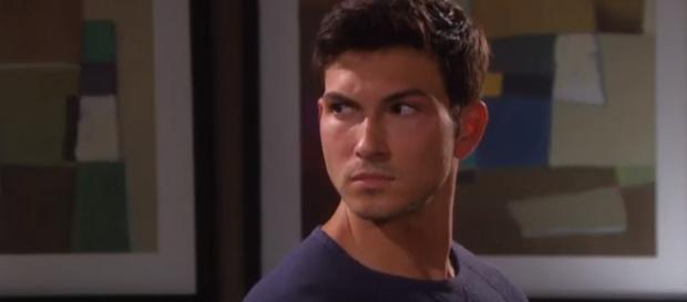 Days of our Lives Ben Weston. (Image via YouTube screengrab/NBC)