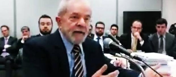 Ex-presidente Lula fica frente a frente com juiz federal Sergio Moro