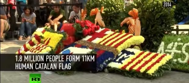 Independent Thinking: Catalans rally ahead of secession referendum Image - RT   YouTube