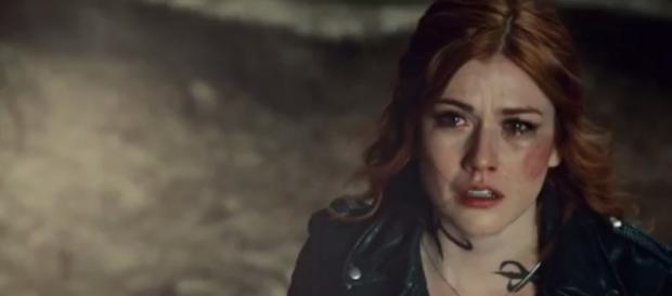 "Katherine McNamara returns as Clary Fairchild in the ""Shadowhunters"" Season 3."