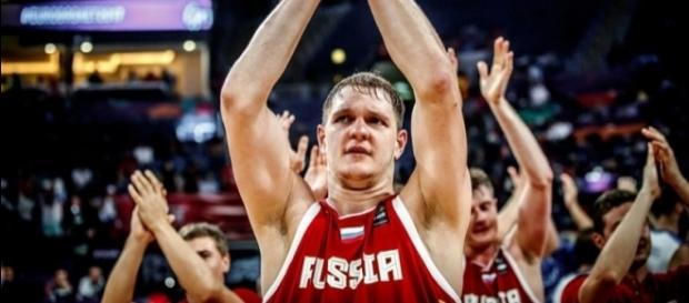 L'équipe de Russie se qualifie pour les demi-finales de l'euro basket/ basketeurope.com