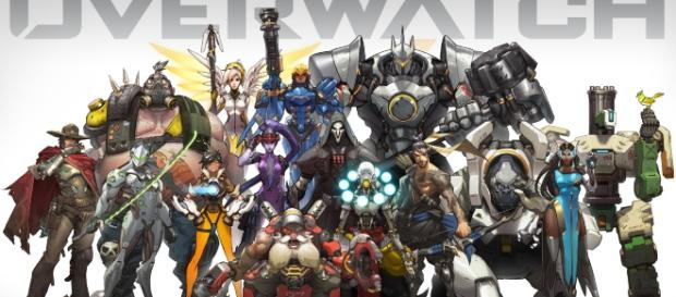 'Overwatch' Season 6 is now love. (image source: YouTube/DragonLordLeda)