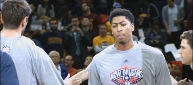 Phoenix Suns may be trying to get Anthony Davis Youtube/Jozoh