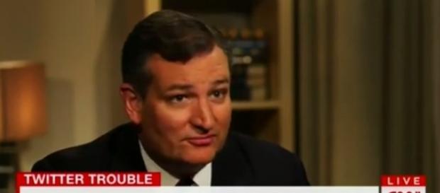 Sen. Ted Cruz on CNN, via YouTube