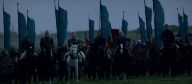 "Theories suggest that Bjorn Ironside is likely to die in ""Vikings"" Season 5. Photo by History/YouTube Screenshot"