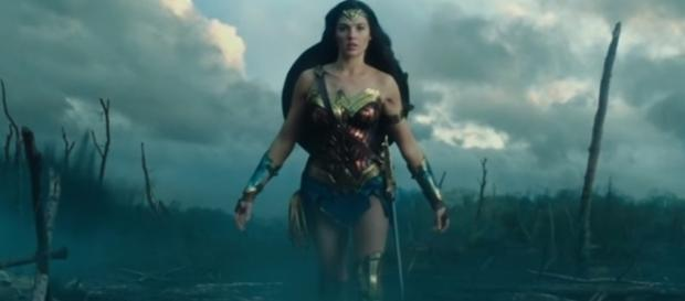Wonder Woman, Gal Gadot- (YouTube/Filmic Box)