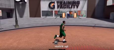 Players can do a lot of activities in order to reach 99 overall rating in 'NBA 2K18.' Photo via Chris Smoove/YouTube
