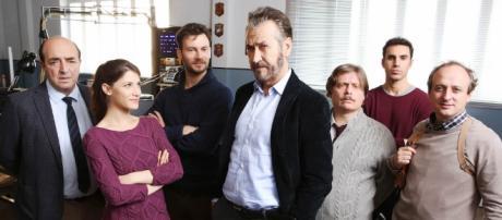 Rocco Schiavone: sono iniziate le riprese della seconda stagione - panorama.it