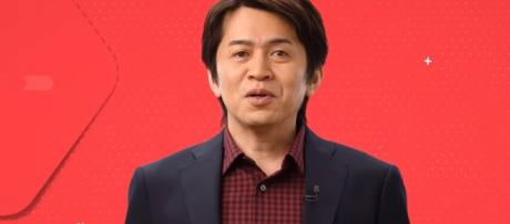 Yoshiaki Koizumi of Nintendo presented the Direct. - Image Credit: Youtube/Nintendo