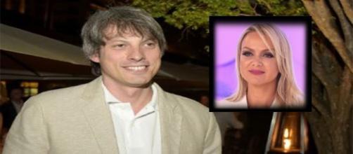 Adriano Ricco noivo de Eliana vai às redes sociais