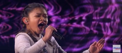 America's Got Talent Angelica Hale, Image Credit: America's Got Talent / YouTube