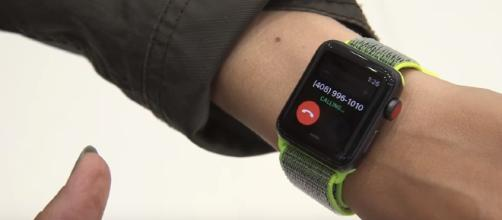 Apple Watch Series 3 first look - YouTube/The Verge Channel