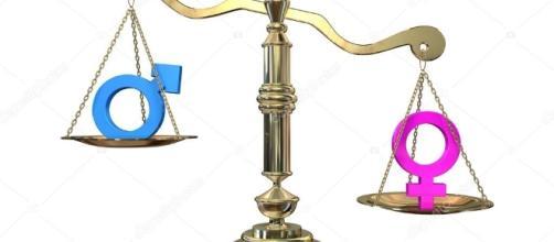 Balanceamento de escala de desigualdade de gênero
