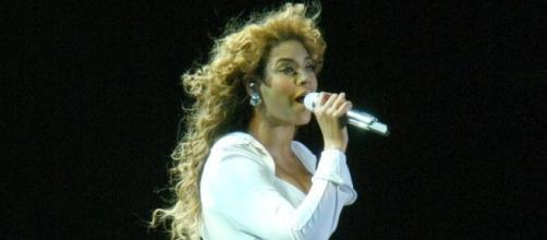 Beyonce, Image Credit: Liliane Eloise Mainardes, Wikimedia