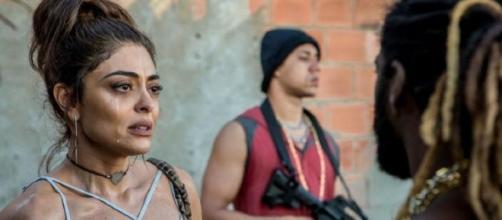 'Bibis' da vida real são presas por ajudar maridos traficantes.