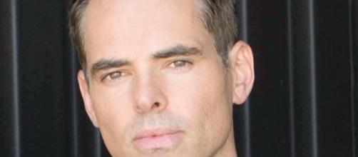 Billy Abbot is front and center on The Young and the Restless. Image via Wikifandom.com