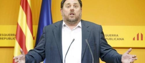 El conseller catalán de Economía, Oriol Junqueras, informó de la decisión al ministro de Hacienda, Cristóbal Montoro, a través de una carta.