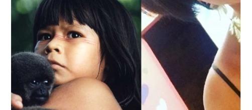 Ela mudou completamente ( Fotos - Instagram )