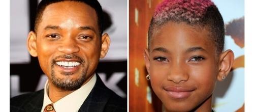 Eles são idênticos a seus pais famosos ( Fotos - Reprodução/Google )