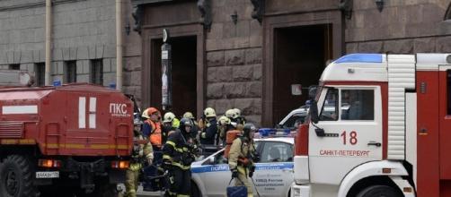 """Explosion à Saint-Pétersbourg : une enquête ouverte pour """"acte ... - rtl.fr"""
