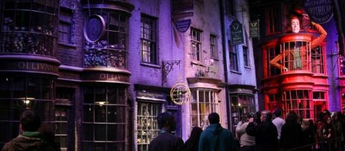 Harry Potter Studio Tour- Bill Bartlett- flickr