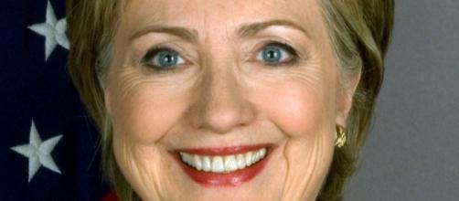Hillary Clinton via Wikimedia Commons