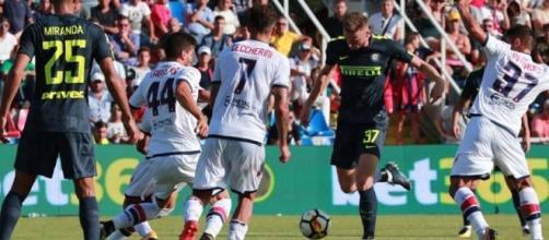Inter, Skriniar segna e decide.