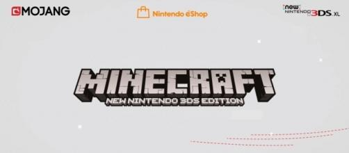 Mojang's popular game Minecraft gets a New Nintendo 3DS game! (Via YouTube/Nintendo)