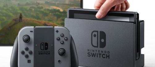 Nintendo Switch - Bagogames/Flickr