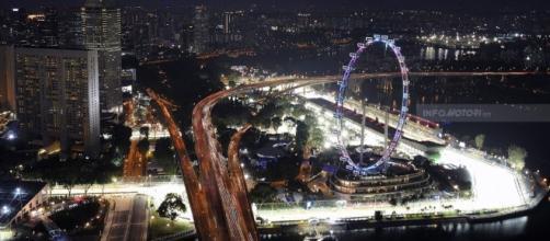 Orari TV F1 GP Singapore 2016, in diretta TV su Sky e Rai - Infomotori - infomotori.com