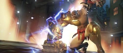 """""""Overwatch"""" gude on how to use Doomfist. Image Credit: Blizzard Entertainment"""