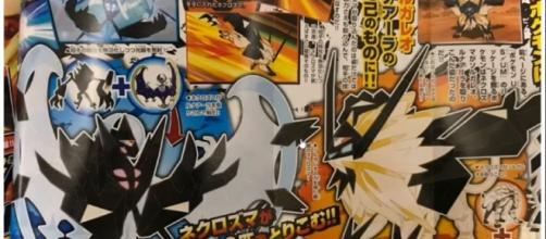 """'Pokemon Ultra Sun and Ultra Moon"""" Necrozma fusion forms are confirmed in the latest Nintendo Direct. Verlisify/YouTube"""