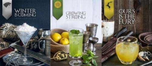 Receitas de drinks inspirados em ''Game of Thrones''