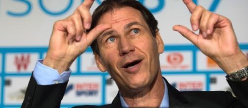 Rudi Garcia - Ligue 1 -Coach de l'OM.