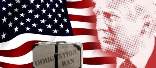 Trump, Immigration, America -Image via Pixabay