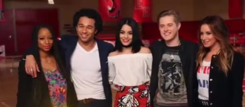 """Two of the original lead stars want to be a part of """"High School Musical 4."""" - Photo Credit: Baby V / YouTube Screenshot"""