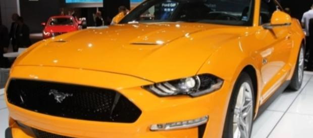 2018 Ford Mustang GT. Image - MukeshStudios.P | YouTube