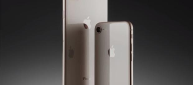Apple's premium iPhone X and iPhone 8. (via EverythingApplePro/Youtube)