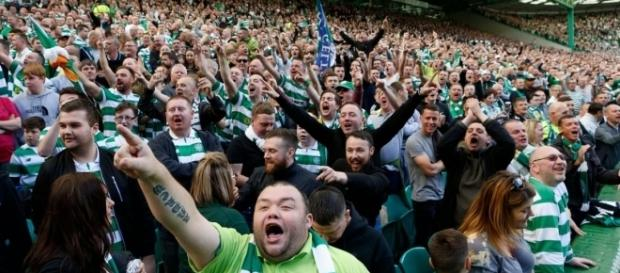 Celtic and Rangers clash marred by sectarian hate and offensive ... - mirror.co.uk