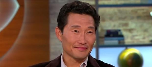 """Daniel Dae Kim joins the cast of """"Hellboy"""" as Ben Daimio. (YouTube/CBS This Morning)"""