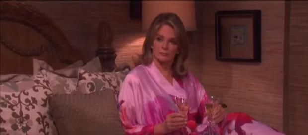 'Days of our Lives' Marlena Evans. (Image via YouTube screengrab/NBC)