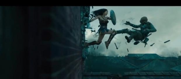 Expect more action from 'Wonder Woman 2' with its new scriptwriter from 'The Expendables.' / from 'Vimeo' screen grab