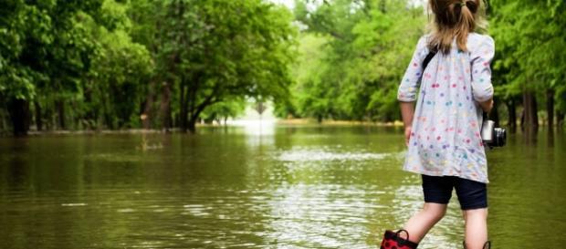 Flooding dangers. Image via Pixabay.