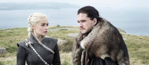 "Game of Thrones"", saison 8 : que peut-il se passer entre Jon Snow ... - rtl.fr"