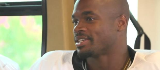 Is Adrian Peterson already on the trading block - Fox NFL/ Youtube