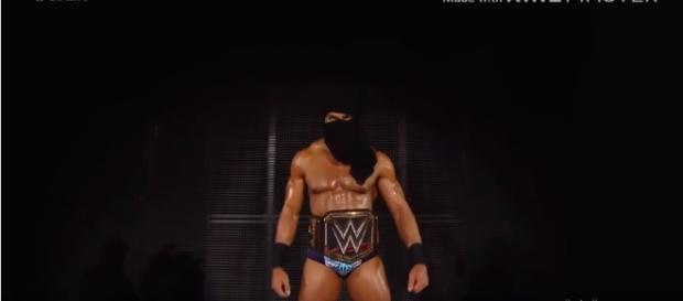 Jinder Mahal has competition for his WWE title Image - Youtube/TheAmbRollEignsGuy